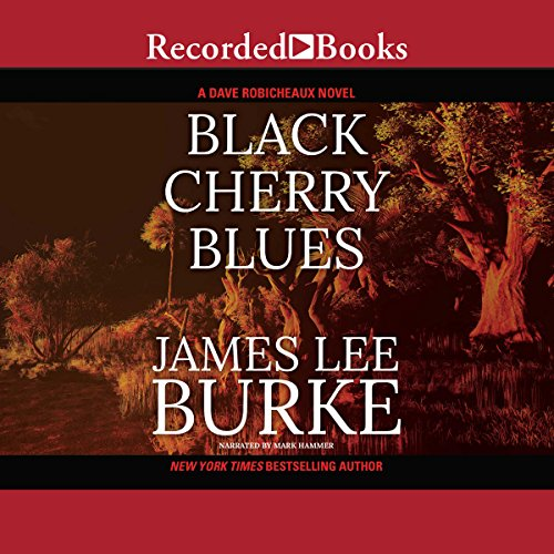Black Cherry Blues audiobook cover art