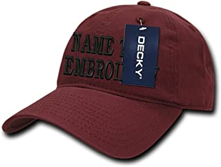 Custom Embroidery Dad Hat Curve Strapback Embroidered Unisex Baseball Cap