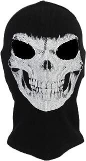 Best skeleton mask child Reviews