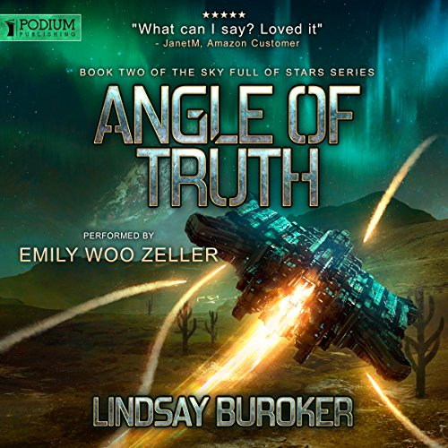 Angle of Truth audiobook cover art