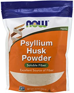 Now Foods Psyllium Husk Powder, 680g