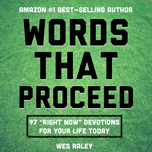 Words That Proceed     97
