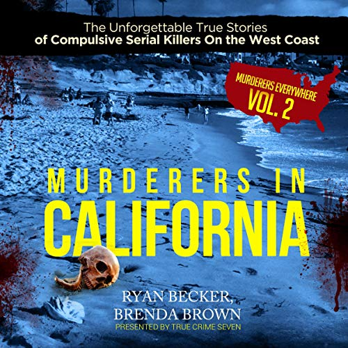 Murderers in California cover art