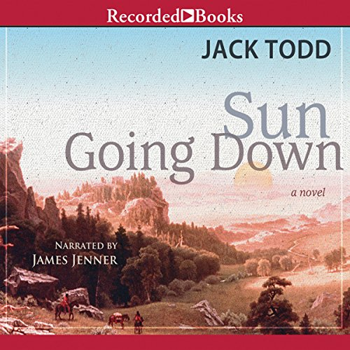Sun Going Down audiobook cover art