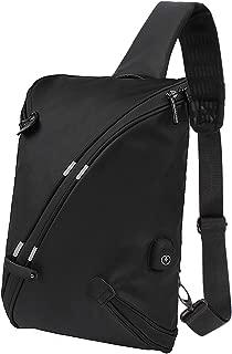 Sling Bag, Beyle Chest Shoulder Backpacks Bags Fashion Crossbody Rope Triangle Rucksack for Hiking Or Multipurpose Daypacks for Man Women Lady Girl Teens