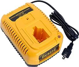 Biswaye DC9310 Battery Charger for DEWALT 7.2V-18V NiCad NiMh Battery DC9096 DC9098 DC9091 DC9071 DW9062 DW9057 DC9099 DW9099 DW9072 DW9091 DW9094 DW9061