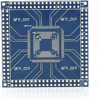 Gimax QFP/TQFP/LQFP 32/44/48/64/100/144 pin to DIP Pin Board Adapter Converter