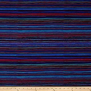 FreeSpirit Fabrics 0427381 Kaffe Fassett Collective Strata Black Fabric by the Yard
