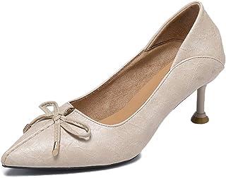 [VALER] パンプス 歩きやすい ピンヒール 脱げない 通勤 フォーマル 仕事 上品 レディース シューズ デイリー 普段履き ファッション 女子 合皮 Pumps 結婚式 オフィス 走れる 黒 痛くない 美脚 ポインテッドトゥ