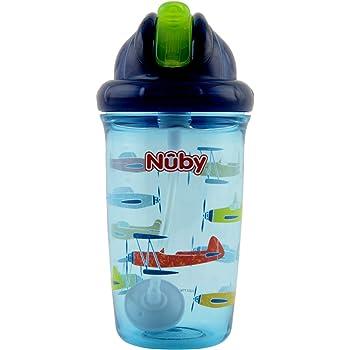 Nuby フリップイットカップ プレイン 300ml 156148