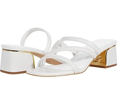 MICHAEL Michael Kors Lana Mule (Optic White) Women