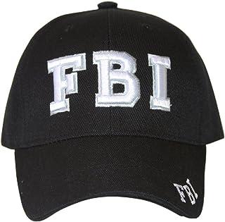 0773541f3dd23 Law Enforcement Hat Adjustable - FBI
