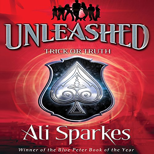 Unleashed: Trick or Truth audiobook cover art