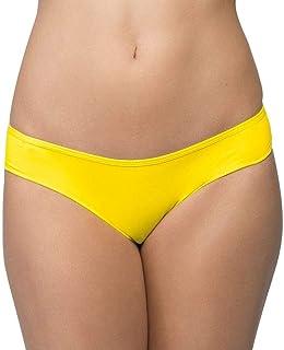 Calcinha Básica Colors Amarela| 577.021