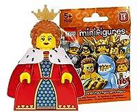 レゴ(LEGO) ミニフィギュア シリーズ15 女王 (未開封品)|LEGO Minifigures Series15 Queen 【71011-16】