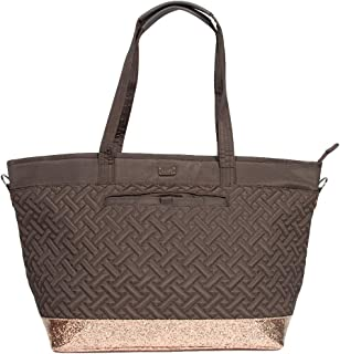 Lug Avion Carry-all Bag, Chocolate/bronze Travel Tote