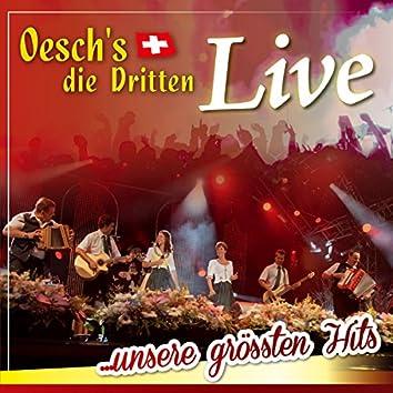 Live ... unsere grössten Hits