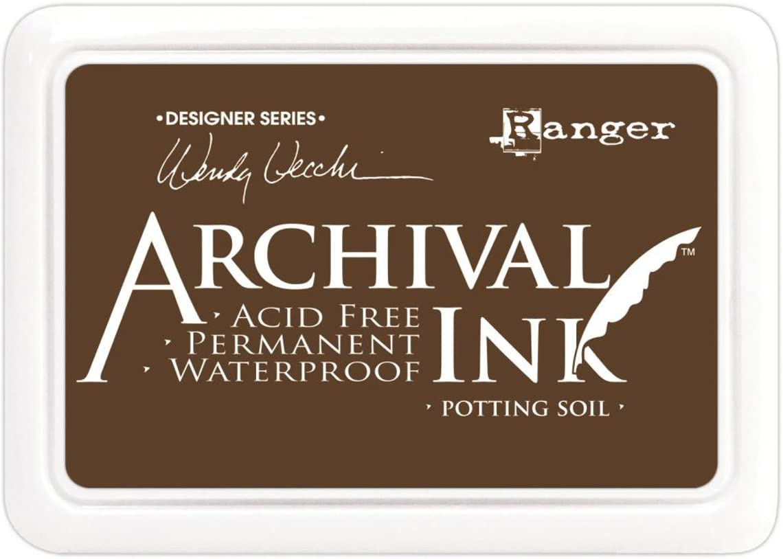 Ranger AID-38979 Wendy Recommendation Vecchi Designer Ink Pad Series Archival Max 58% OFF