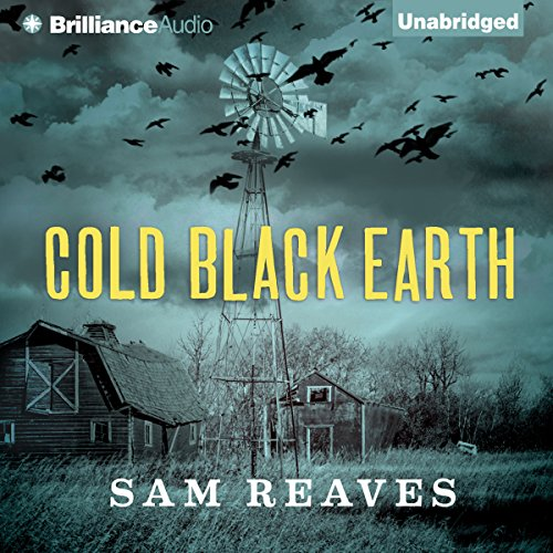 Cold Black Earth audiobook cover art