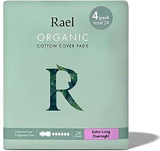 Rael Extra Long Overnight Pad 4 Pack