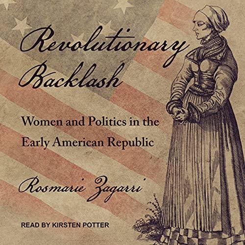 Revolutionary Backlash cover art
