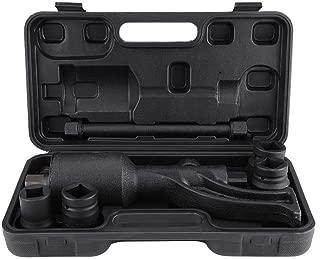 CocoarmHeavy Duty Torque Multiplier Wrench, 7500NM Labor Saving Lug Nut Wrench Kits Torque Multiplier