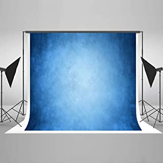 Kate 7x5ft Abstract Photo Background Blue Abstract Backdrops for Photography Portrait Photography Backdrop