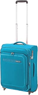 American Tourister Airbeat - Upright 55/20 Expandable Hand Luggage, 55 cm, 48 liters