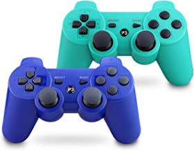$23 » Sponsored Ad - Vinklan PS3 Controller Wireless Double Shock Gamepad for Playstation 3, Six-Axis Wireless PS3 Controller wi...