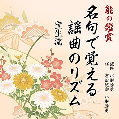 『能の鑑賞 名句で覚える謡曲のリズム』のカバーアート