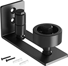 SMARTSTANDARD Sliding Barn Door Floor Guide for Bottom Adjustable Roller – 8 Setup..