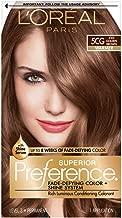 Pref Haircol Iced Golden Size 1ct Pref Haircolor Iced Golden Brown