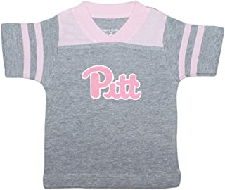 Creative Knitwear University of Pittsburgh Pitt Panthers Baby and Toddler Polar Fleece Vest