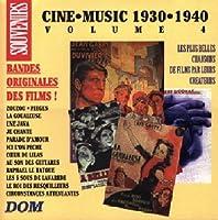 Cine Music 1930/1940 Vol.4