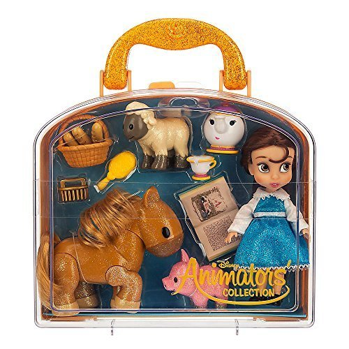 Disney (Disney) Animators' Collection animator Beauty and the Beast Belle mini doll play set [parallel import goods] by Disney
