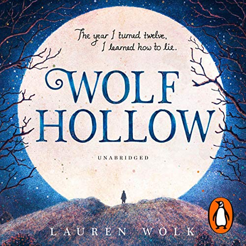 Wolf Hollow audiobook cover art