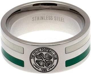 Celtic FC Color Stripe Ring