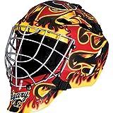 Franklin Sports - Masque de Gardien de Hockey de la LNH Calgary Flames...