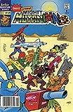Mighty Mutanimals #5 VF ; Archie comic book