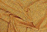 Storrs London Stoff, ägyptische Baumwolle, Orange,