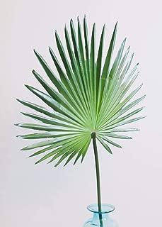 Artificial Fan Palm Leaf