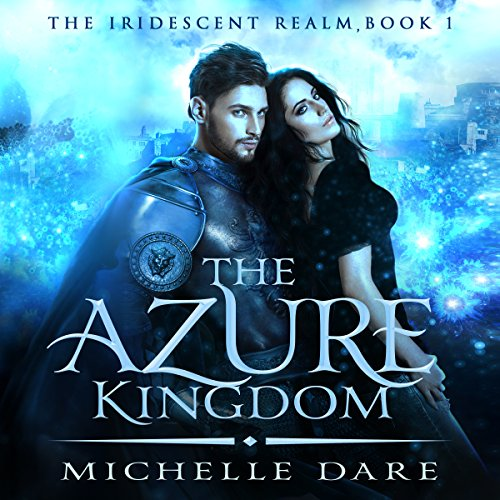 The Azure Kingdom audiobook cover art