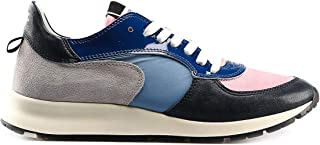 PHILIPPE MODEL Women's NTLDRS03 Multicolor Leather Sneakers