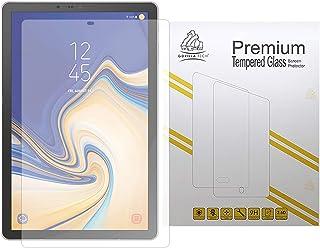 Gorilla Tech skärmskydd för Galaxy Tab S4 10.5 Skal Vänligt Premium Härdat glas, 3D Touch och Ansikte Id kompatibel, Enkel...