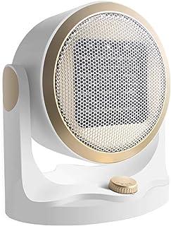 Acyon Calefactor Cerámico PTC 1500W Mini Ventilador de Calentacdor Eléctrico contra Sobrecalentamiento y Protección contra Volcado Viento Natural o Caliente para Oficinas y Hogar