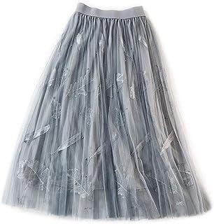36ee1afcf Amazon.es: falda de plumas mujer