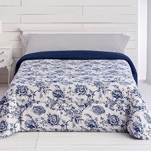 Barceló Hogar 07100070511 Conforter, Génova, 135 cm, azul, (235 x 270)