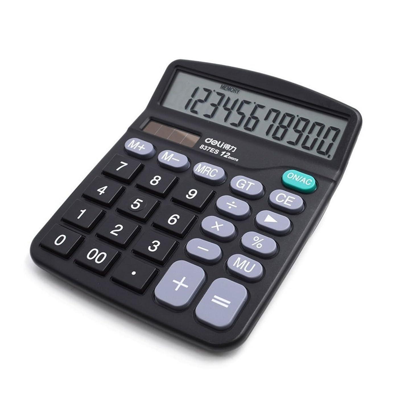 制限実験的範囲Sun Kea 標準機能 卓上電卓 電子 学校 ホーム オフィス 電卓 文房具 ギフト One Size