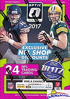 2017 football card boxes