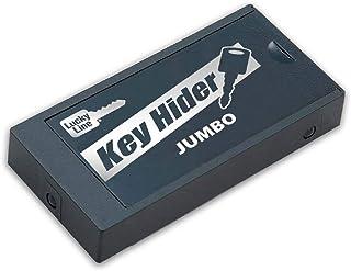 Lucky Line Jumbo Magnetic Key Hider, Case Holder for Larger Keys and Transponders (91501)